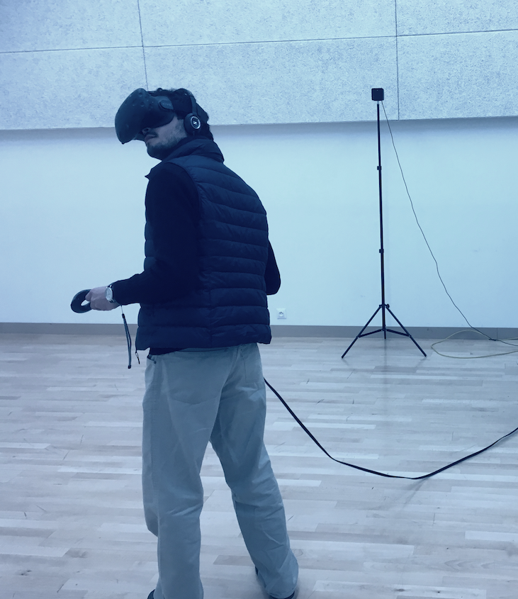 VR Auditory Space