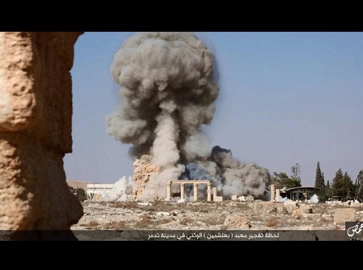 Sublime Palmyra: Violence, Perspective, Mediation, Jonah Siegel, 16 mai