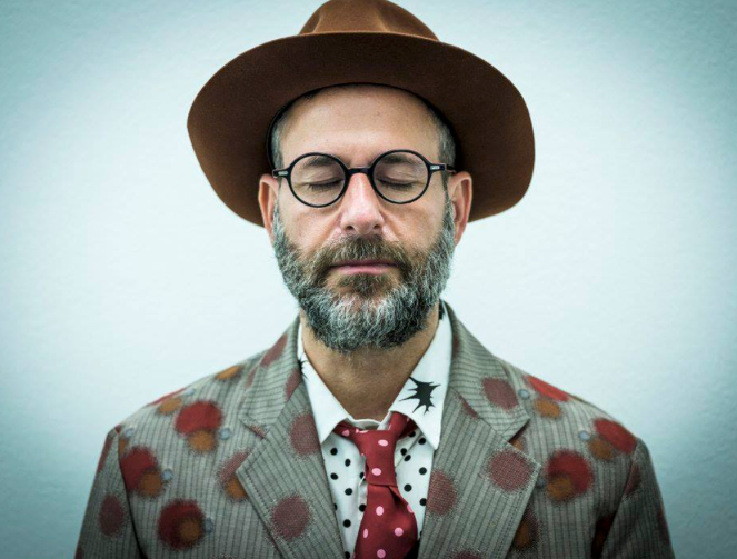Kenneth Goldsmith, 16 mai