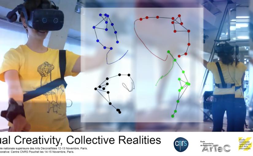 Créativité virtuelle, réalités collectives, 12-15 nov.