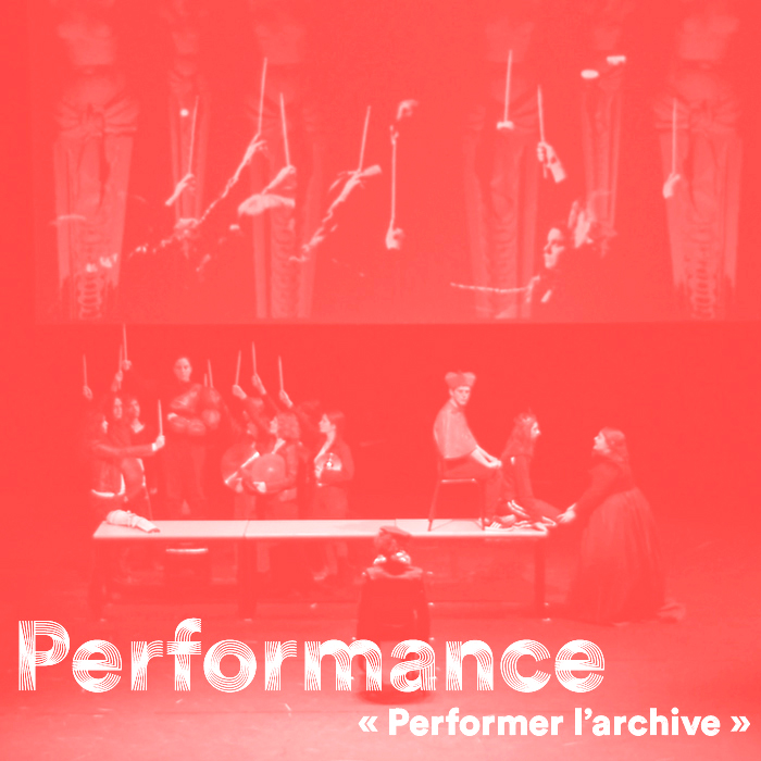 Performance - Performer l'archive