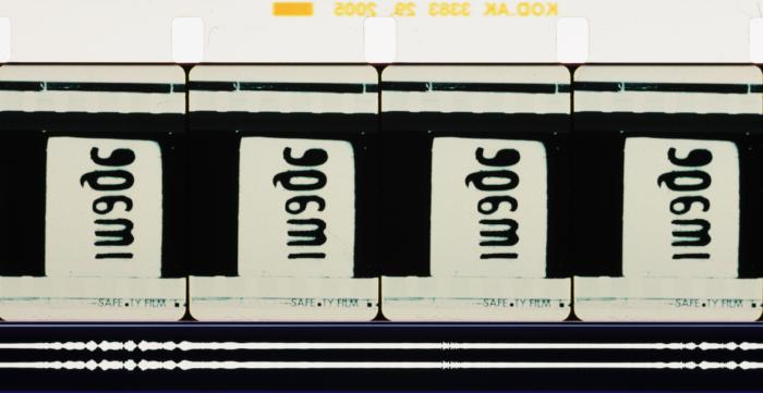 TypoFilm – la lettre à l'écran