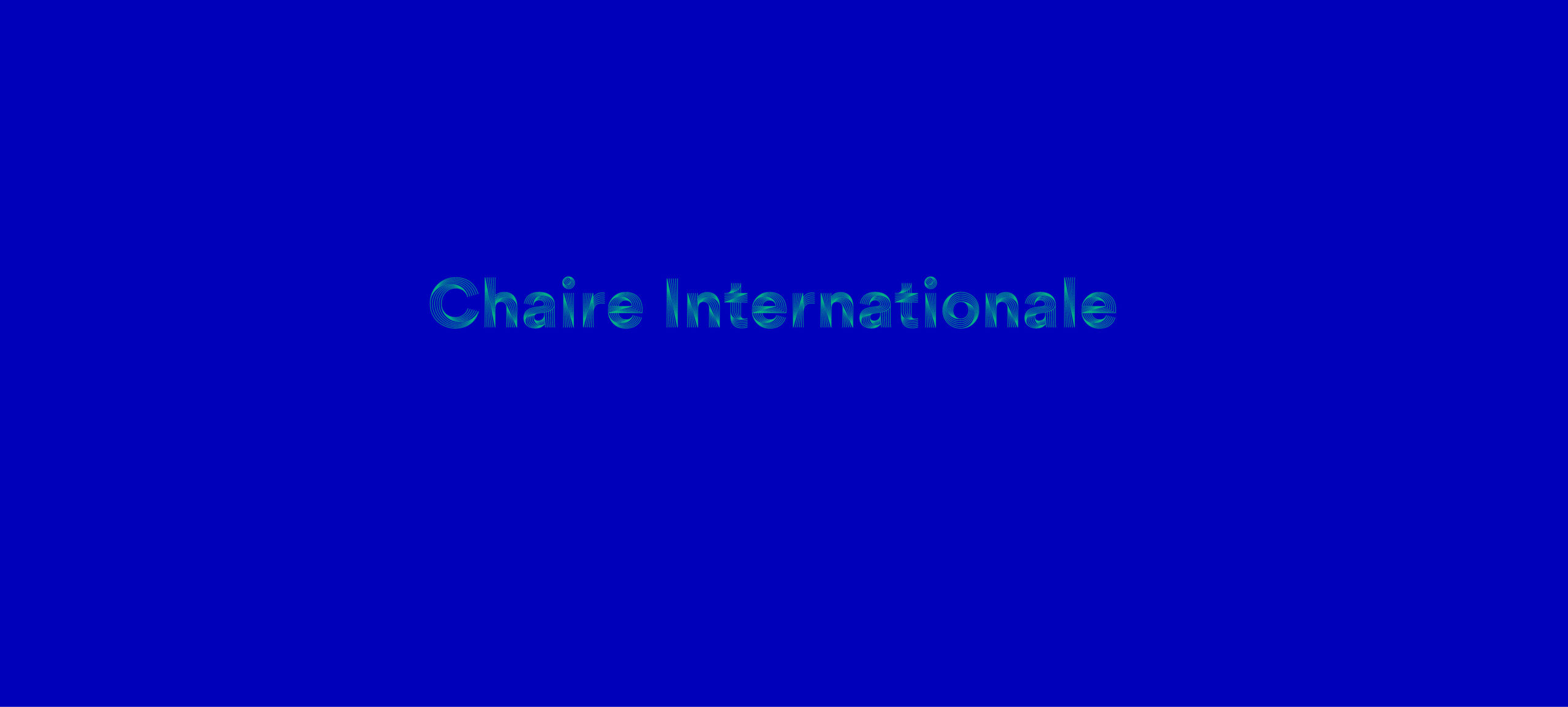 """Chaire internationale :  Steven Feld – Grande conférence ArTeC """"Acoustemology"""""""