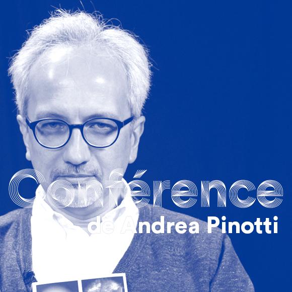 Conférence - Andrea Pinotti