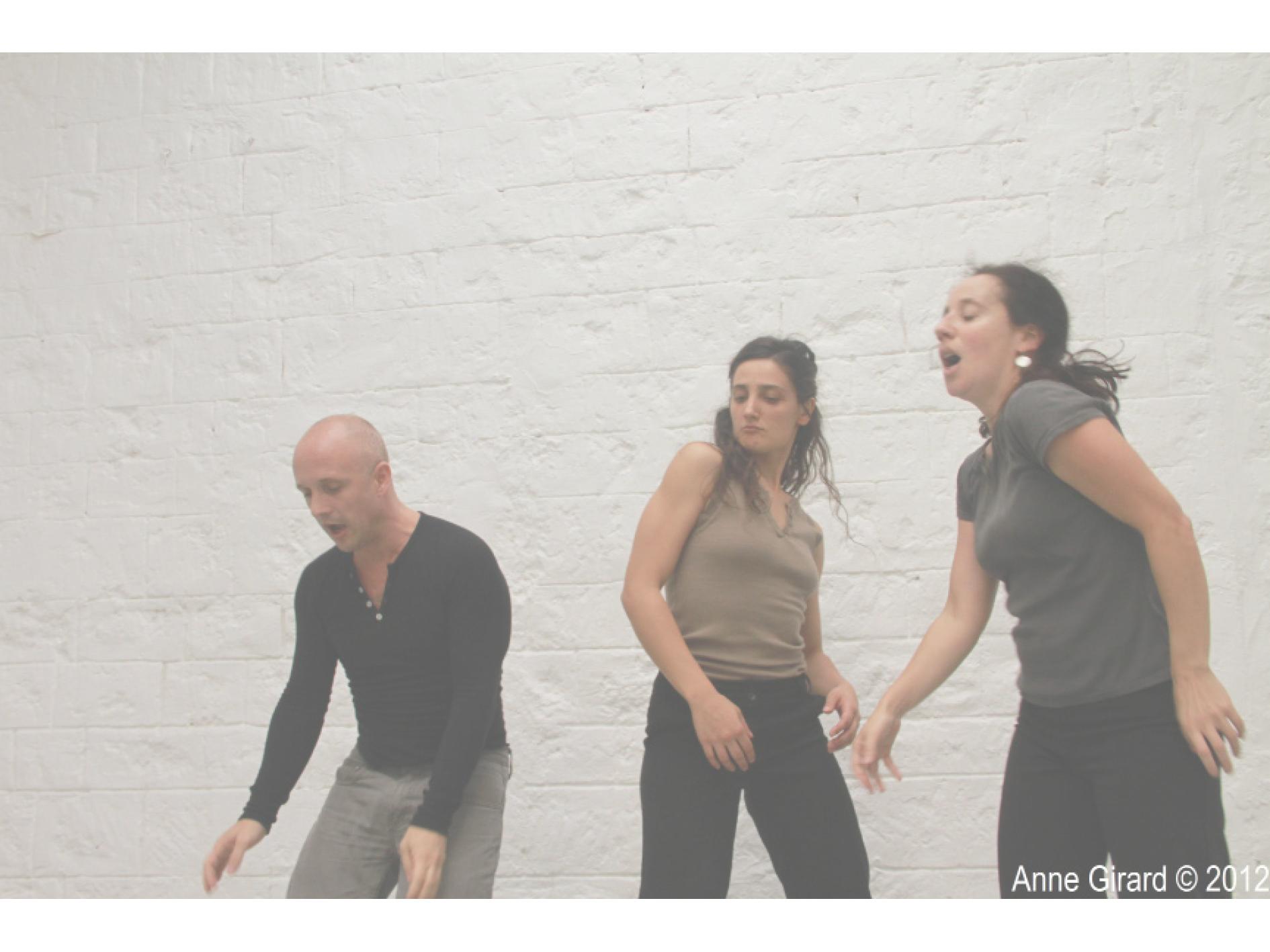 Rencontre de l'EDESTA Laurence Pagès – Souffles, à la recherche de l'imperceptible en danse