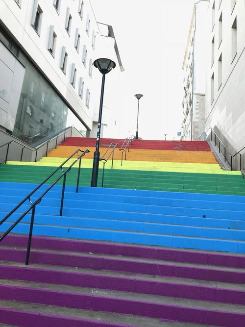 Queering the City : A Transatlantic Perspective