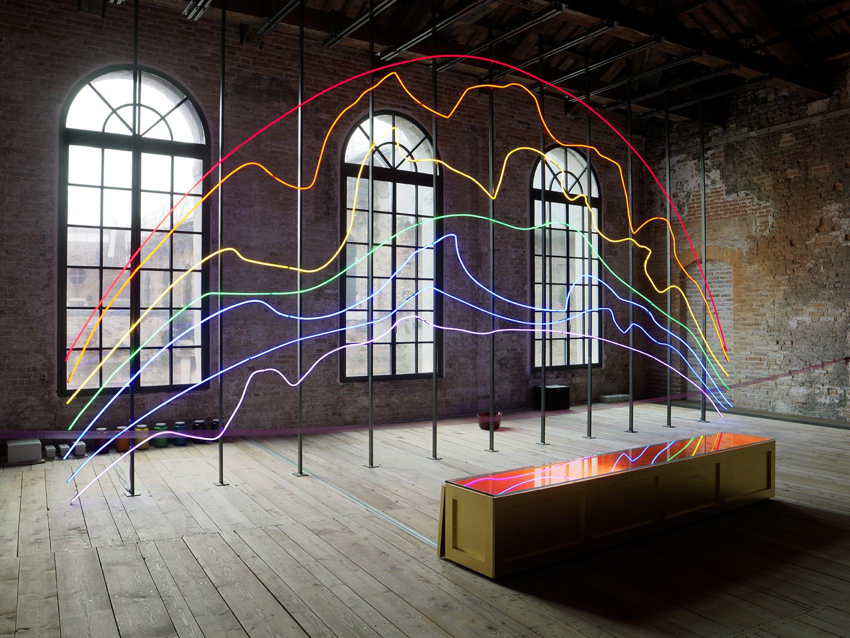 Rencontre de L'EDESTA Sarkis – Anatomie d'une exposition : Respiro (Biennale de Venise, 2015)